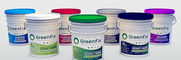 Linea de Productos GreenFix